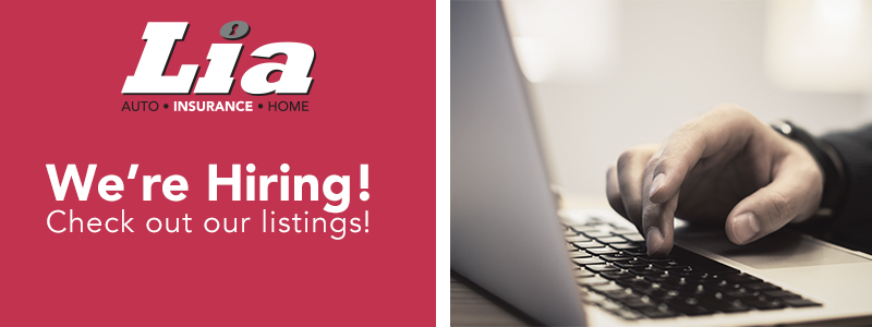 Lia Insurance Agency | Jobs in Home Auto Insurance